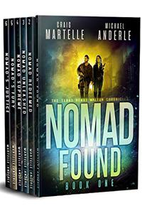 Terry Henry Walton Chronicles Boxed Set One: Nomad Found, Nomad Redeemed, Nomad Unleashed, Nomad Supreme, Nomad's Fury, Nomad's Justice