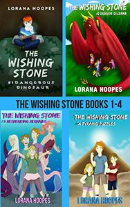 The Wishing Stone Collection Books 1-4