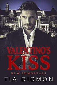 Valentino's Kiss: Paranormal Romance Kindle Unlimited Books