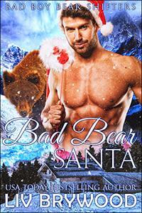 Bad Bear Santa