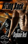 Biting Back: A Motorcycle Club, Shifter, Romance