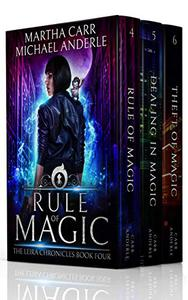 The Leira Chronicles Boxed Set Two (Books 4-6): (Rule of Magic, Dealing in Magic, Theft of Magic)