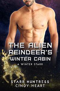 The Alien Reindeer's Winter Cabin
