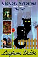 Cat Cozy Mysteries Box Set