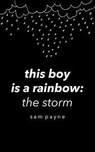 this boy is a rainbow: the storm: love and heartbreak poems