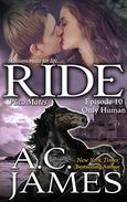 Ride: Only Human: BBW Paranormal Shape Shifter Romance