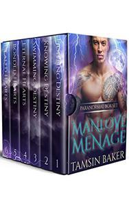 Manlove Menage: paranormal romance box set