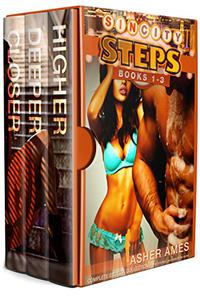 Sin City Steps Complete Erotica Collection: Taboo Romance/Suspense Thriller Books 1-3