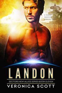 Landon: A Badari Warriors SciFi Romance Novel