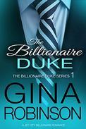 The Billionaire Duke: A Jet City Billionaire Romance