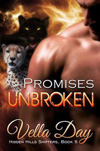 Promises Unbroken: A Hot Paranormal Shifter Romance
