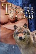THOMAS: Le Beau Series - New Orleans Billionaire Wolf Shifters with plus sized BBW mates