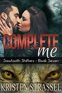 Complete Me: BBW Paranormal Shifter Romance