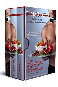 Twilight Teahouse: Volumes 1 through 3
