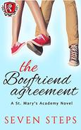 The Boyfriend Agreement: (YA High School Teen Romance)