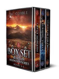 Benjamin Ashwood Series: Books 4-6