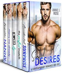 Sinful Desires: A Contemporary Romance Box Set