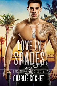 Love in Spades: Four Kings Security Book One