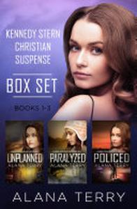Kennedy Stern Christian Suspense Box Set: Books 1-3