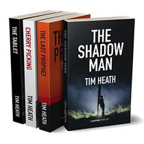 Tim Heath Thriller Boxset: 4 Full-Length, Stand-Alone Thrillers