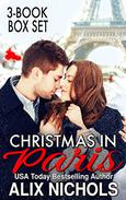 Christmas in Paris: 3 Sweetly Sexy Christmas Romances