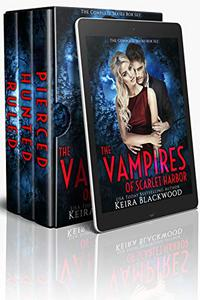 The Vampires of Scarlet Harbor Box Set: A Vampire Paranormal Romance