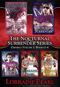 The Nocturnal Surrender Series Omnibus: Volume 1: Books 0-4