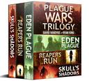 Plague Wars: Infection Day: The First Trilogy: Three apocalyptic technothriller sci-fi adventures