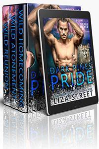The Dark Pines Pride: Books 1 - 3