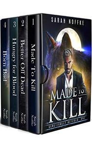 Genetically Altered Series, Complete Boxed Set: A Science Fiction Werewolf Thriller
