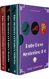 Ruby Dove Mysteries: 4-6