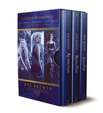 League of Vampires Box Set: Books 4-6