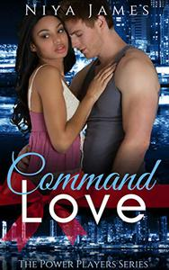 Command Love: BWWM Bad Boy Christmas Romance