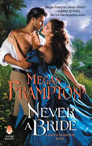 Never a Bride: A Duke's Daughters Novel