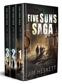 Five Suns Saga Box Set: The Complete Post-Apocalyptic Thriller
