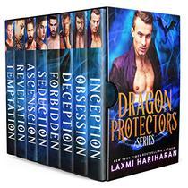 Dragon Protectors Boxed Set: Dragon Shifter Alpha Warrior Fated Mates Romance