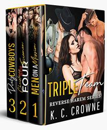 Triple Team: Reverse Harem Series Box Set