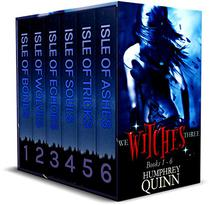 We Witches Three Books 1-6