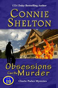 Obsessions Can Be Murder: A Girl and Her Dog Cozy Mystery