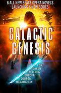 Galactic Genesis: Six All-New Space Opera Tales Launching Six New Series