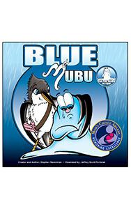 Books for Kids: Blue Mubu (Moms Choice Award Winning Children's Book): Illustrated funny bedtime story collection,childrens picture book