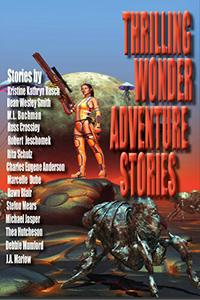 Thrilling Wonder Adventure Stories: A 15 Ebook Boxset