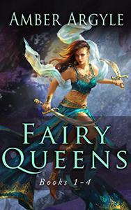 Fairy Queens Saga: Books 1-4