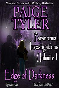 """Edge of Darkness: Episode Four """"Back From The Dead"""" - A Serialized Paranormal Romance"""