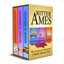 Organized Mysteries: 3 Book Box Set