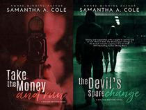 Malone Brothers Boxed Set - Books 1 & 2: Take the Money and Run & The Devil's Spare Change