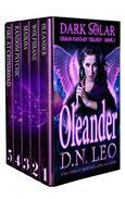Dark Solar Complete Trilogy: Oleander - Wolfsbane - Maikoa