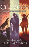 The Night's Champion Collection: A werewolf supernatural thriller trilogy