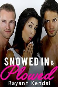 Snowed In & Plowed: Man on Man on Woman Threesome