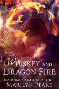 Whiskey and Dragon Fire: A Dragon Shifter Paranormal Romance